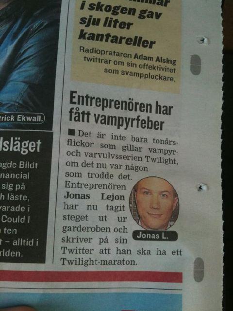 Expressen har fått entreprenörsfeber